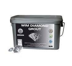 WIM FUGA DIAMOND GROUT 1KG