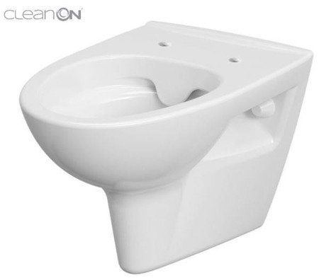 Miska WC zawieszana parva new clean on bez deski  K27-061 Cersanit