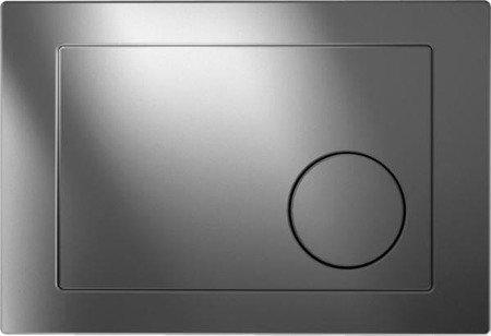 Przycisk Link kółko chrom K97-090 Cersanit