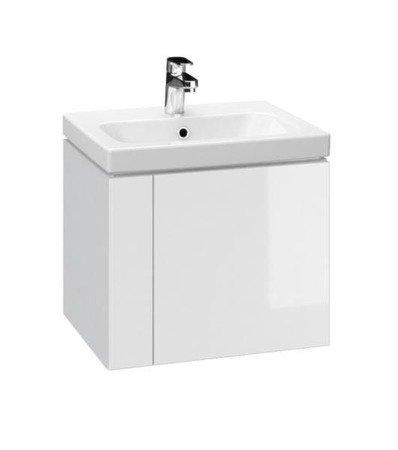 Szafka podumywalkowa Colour / Como 50 biała S571-019 Cersanit
