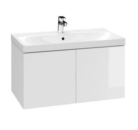 Szafka podumywalkowa Colour/ Como / Amao / Zuro 80 biała  S571-022 Cersanit