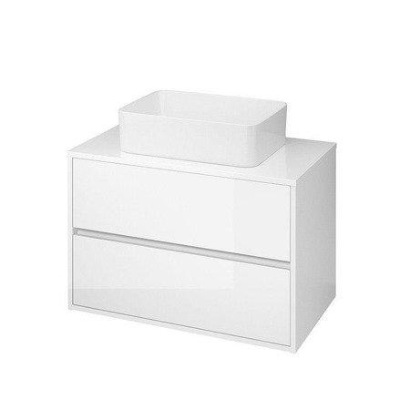Szafka z blatem uniwersalnym crea 80 biała  S924-005 Cersanit